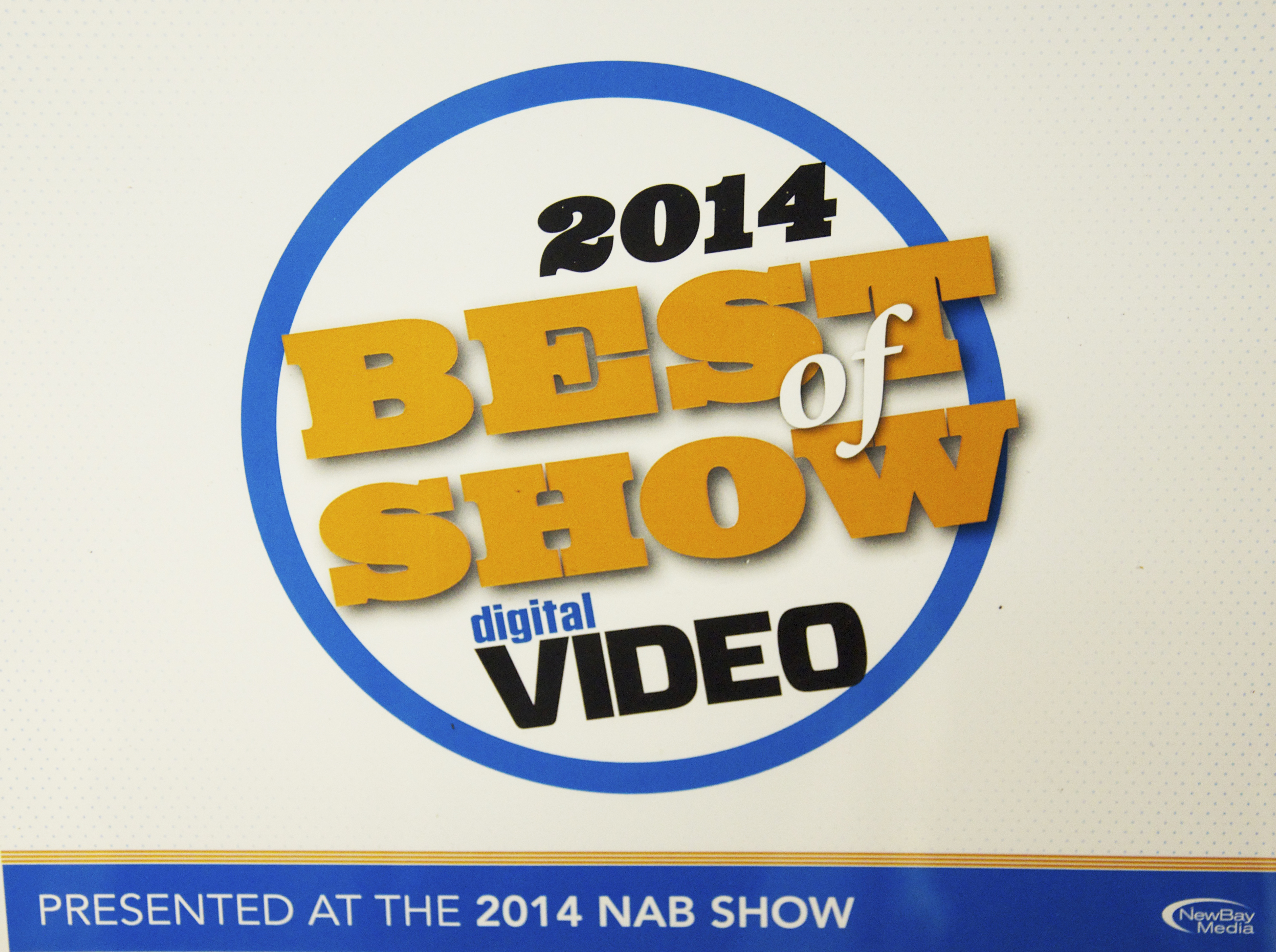 2014 DV Best of Show